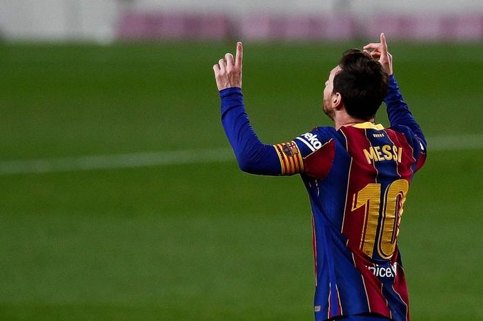 Sau trận đấu bị chê lười nhác, Messi ngồi ghế dự bị nhưng rồi Leo lại chứng tỏ Barcelona không thể thiếu anh - Ảnh 10.