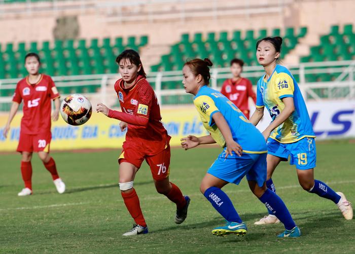 Giải bóng đá nữ VĐQG và U15 quốc gia ngừng đón khán giả ở TP.HCM vì dịch Covid-19 - Ảnh 1.