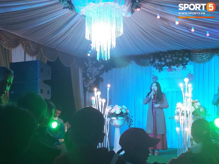 Không khí đám cưới chuẩn truyền thống của Công Phượng - Ảnh 3.