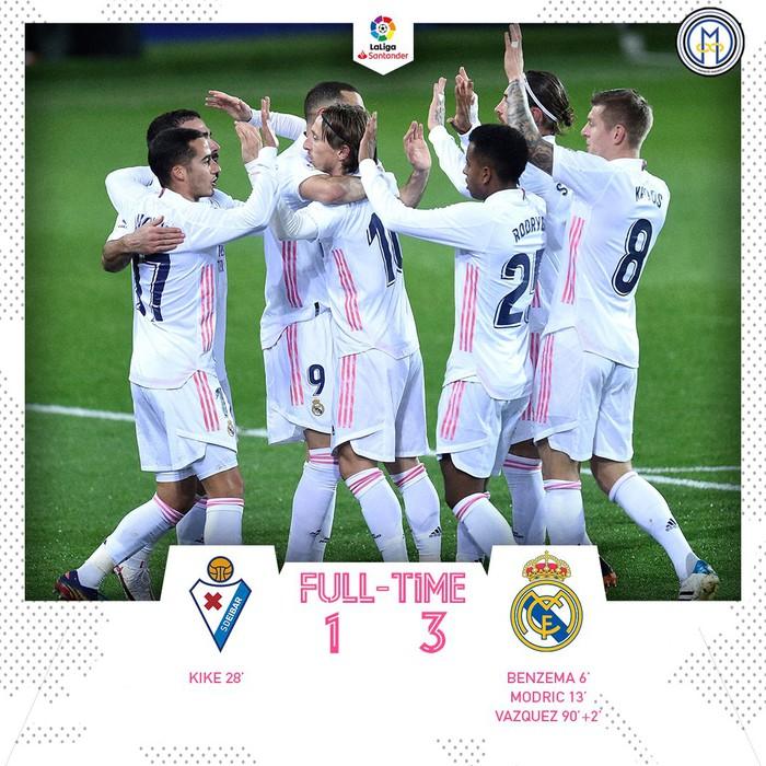 Real Madrid nối dài chuỗi trận thăng hoa - Ảnh 10.