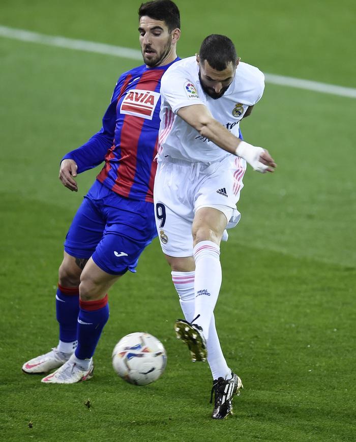 Real Madrid nối dài chuỗi trận thăng hoa - Ảnh 3.
