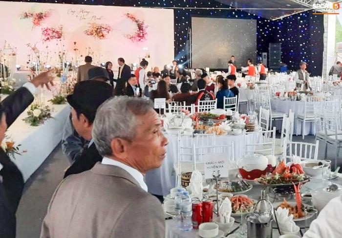 Cỗ quê đám cưới Công Phượng – Viên Minh hôm nay ở Nghệ An có những gì? - Ảnh 3.