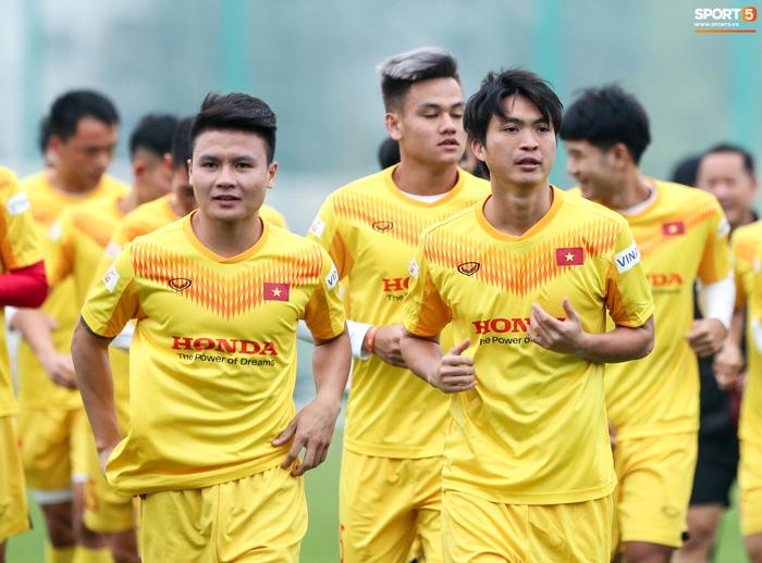 HLV Park Hang-seo bị Tuấn Anh trêu, không cho tham gia trò chơi ở tuyển Việt Nam - Ảnh 5.