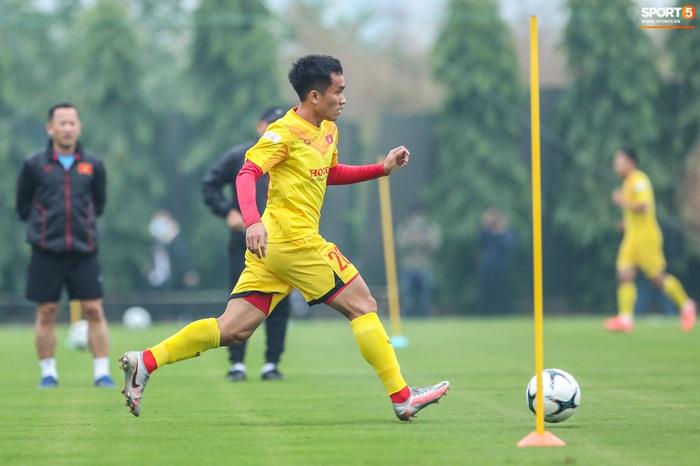 HLV Park Hang-seo bị Tuấn Anh trêu, không cho tham gia trò chơi ở tuyển Việt Nam - Ảnh 8.