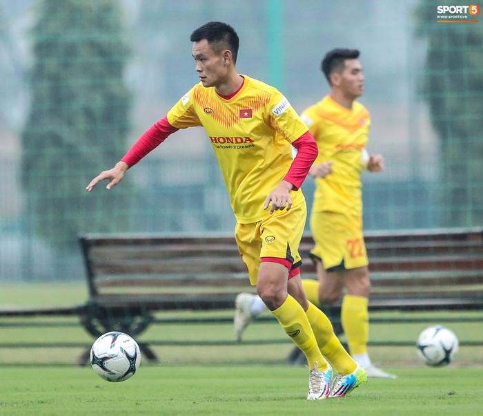 HLV Park Hang-seo bị Tuấn Anh trêu, không cho tham gia trò chơi ở tuyển Việt Nam - Ảnh 7.