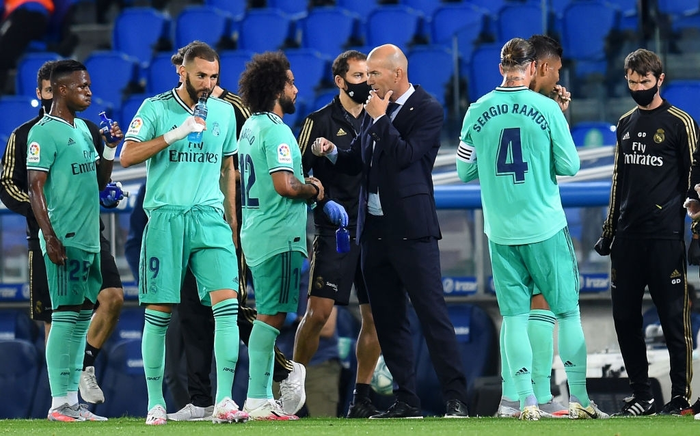 Chàng thủ quân điển trai lập kỷ lục giúp Real Madrid vượt mặt đại kình địch Barcelona, vươn lên ngôi đầu La Liga - Ảnh 8.