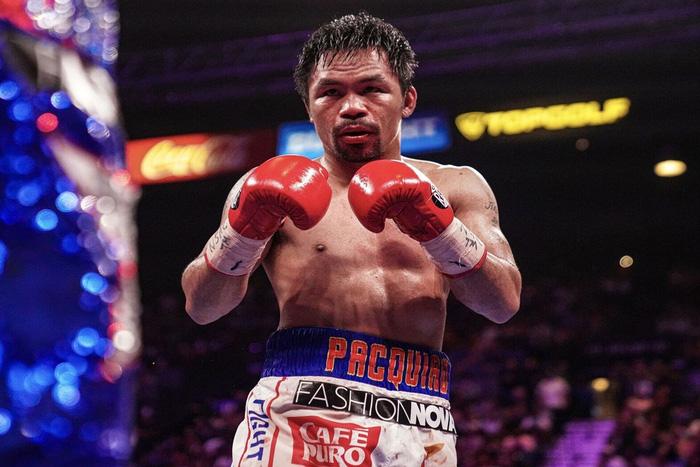 """Huyền thoại Manny Pacquiao khẳng định đang """"thương thảo nghiêm túc"""" cùng Terence Crawford, có thể thượng đài ngay trong năm nay - Ảnh 2."""