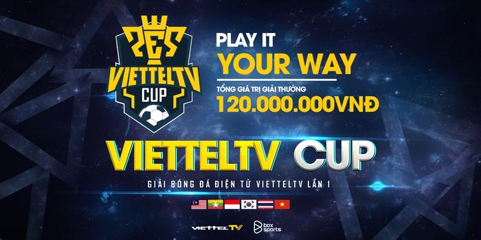PES: Viettel Cup lần 1 chính thức khởi tranh, cơ hội để thần đồng Lê Hà Anh Tuấn chạm trán những tay chơi nổi tiếng tại giải đấu chính thức - Ảnh 1.