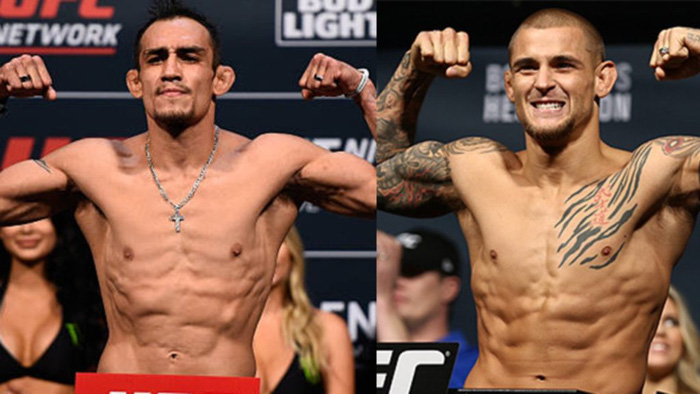 UFC dự định để Tony Ferguson đấu với Dustin Poirier vào tháng 10 - Ảnh 1.