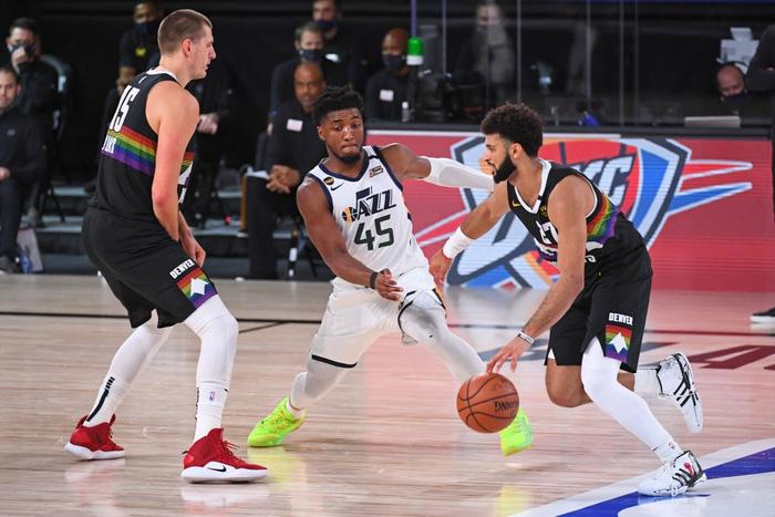 """Nikola Jokic gửi """"tối hậu thư"""" đến Los Angeles Clippers: Cẩn thận """"đi vào vết xe đổ"""" của Utah Jazz như vòng 1 NBA Playoffs - Ảnh 3."""