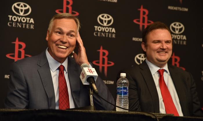 Houston Rockets chia tay HLV Mike D'Antoni: Kỷ nguyên small ball đã đến hồi kết thúc? - Ảnh 2.