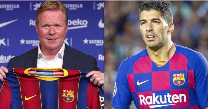 Koeman từ chối nhận trách nhiệm về sự ra đi của Luis Suarez - Ảnh 1.