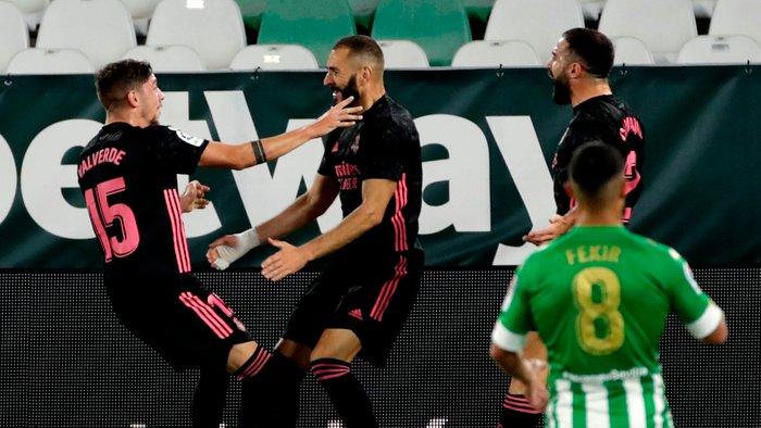 Hưởng quá nhiều lợi thế, nhà đương kim vô địch La Liga vẫn rất nhọc nhằn để dành chiến thắng - Ảnh 2.