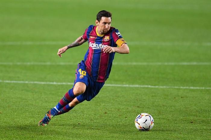 Messi ghi bàn, Barcelona đại thắng trận ra quân La Liga - Ảnh 3.