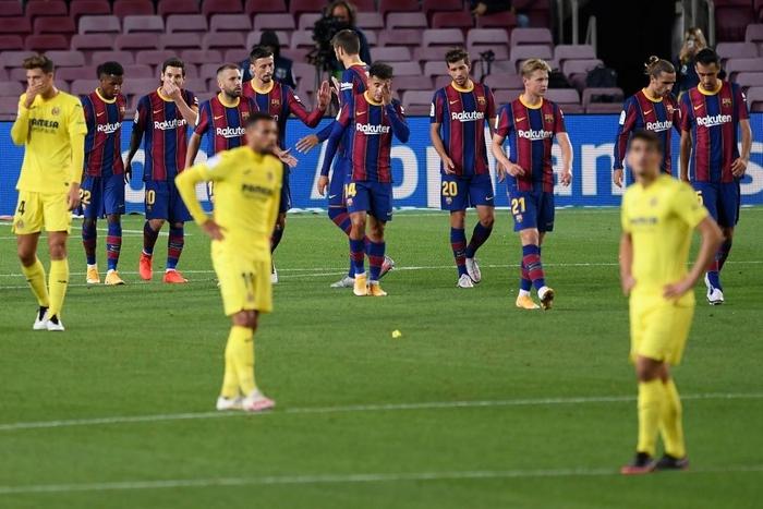 Messi ghi bàn, Barcelona đại thắng trận ra quân La Liga - Ảnh 9.