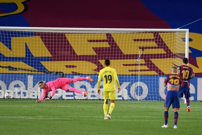 Messi ghi bàn, Barcelona đại thắng trận ra quân La Liga - Ảnh 2.