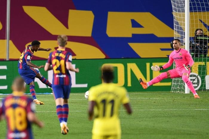 Messi ghi bàn, Barcelona đại thắng trận ra quân La Liga - Ảnh 7.