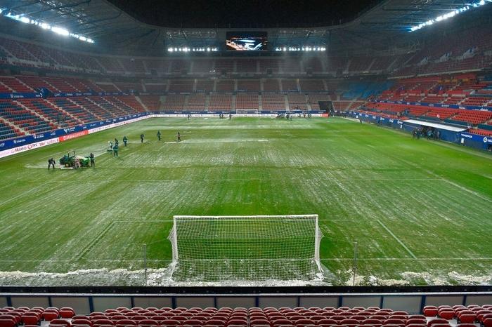 Real Madrid hòa không bàn thắng trong điều kiện thời tiết khắc nghiệt - Ảnh 3.