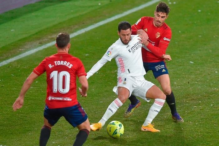 Real Madrid hòa không bàn thắng trong điều kiện thời tiết khắc nghiệt - Ảnh 5.