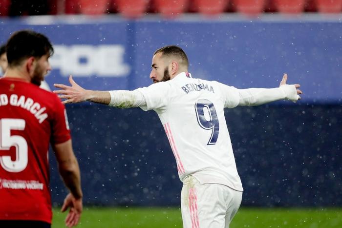 Real Madrid hòa không bàn thắng trong điều kiện thời tiết khắc nghiệt - Ảnh 8.
