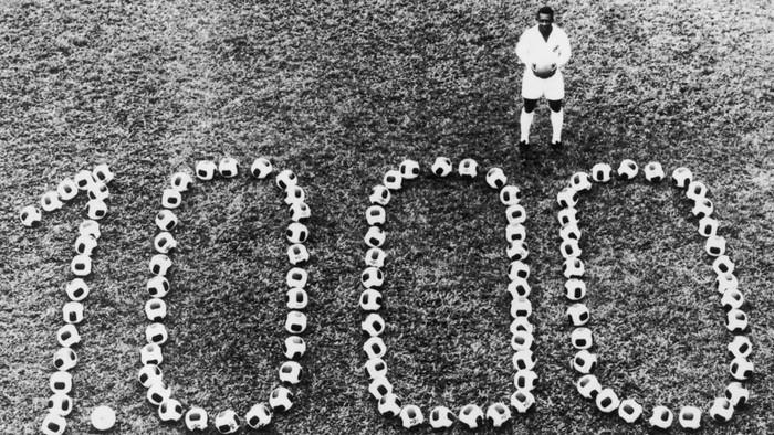 Ronaldo xứng đáng được vinh danh và sự thật đằng sau con số 1.283 bàn của Pele - Ảnh 3.