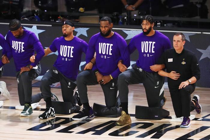 LeBron James lên kế hoạch mua lại đội bóng WNBA để ủng hộ Black Lives Matter - Ảnh 1.