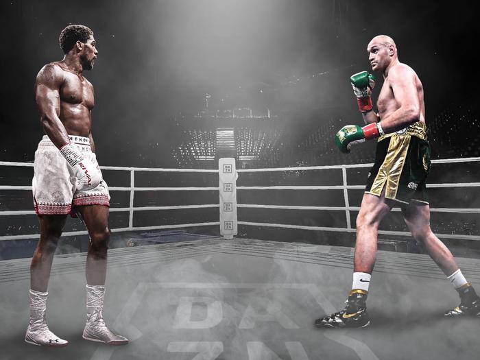 """Trận siêu đại chiến giữa Anthony Joshua vs Tyson Fury sẽ chốt xong """"trong vòng vài tuần tới"""" - Ảnh 1."""