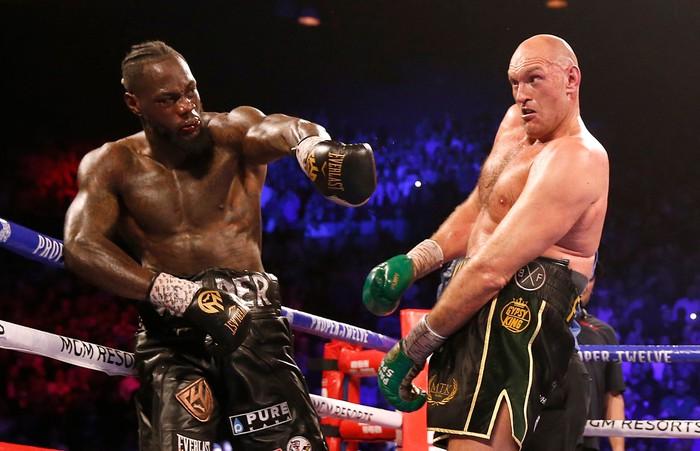 """Trận siêu đại chiến giữa Anthony Joshua vs Tyson Fury sẽ chốt xong """"trong vòng vài tuần tới"""" - Ảnh 2."""