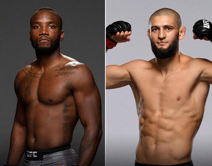 UFC lần thứ 3 chốt kèo đại chiến giữa hiện tượng Khamzat Chimaev và Leon Edwards - Ảnh 1.