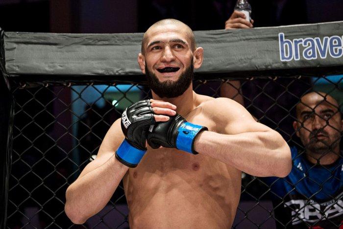 UFC lần thứ 3 chốt kèo đại chiến giữa hiện tượng Khamzat Chimaev và Leon Edwards - Ảnh 3.