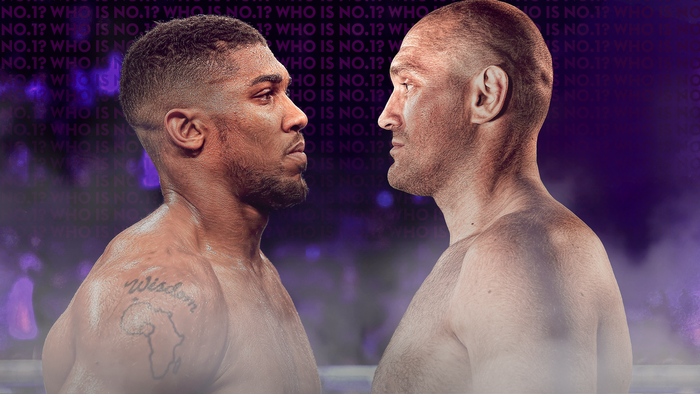 """Trận siêu đại chiến giữa Anthony Joshua vs Tyson Fury sẽ chốt xong """"trong vòng vài tuần tới"""" - Ảnh 3."""