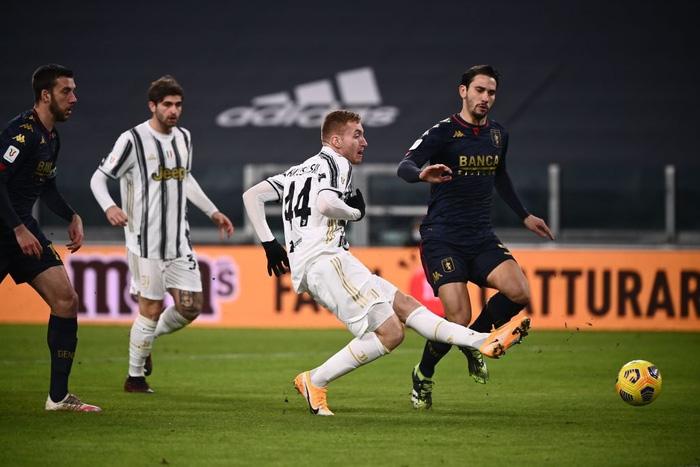 Ronaldo tỏa sáng, Juventus nhọc nhằn vào Tứ kết Coppa Italia sau màn rượt đuổi tỷ số hấp dẫn - Ảnh 3.