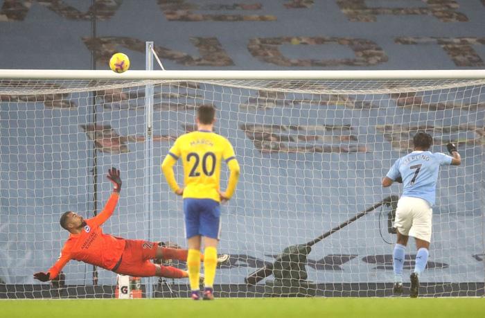Man City lại thắng, sẵn sàng đe dọa ngôi đầu của Man Utd - ảnh 6