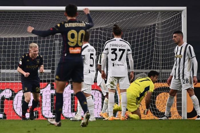 Ronaldo tỏa sáng, Juventus nhọc nhằn vào Tứ kết Coppa Italia sau màn rượt đuổi tỷ số hấp dẫn - Ảnh 5.