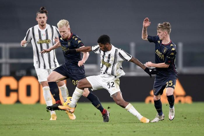 Ronaldo tỏa sáng, Juventus nhọc nhằn vào Tứ kết Coppa Italia sau màn rượt đuổi tỷ số hấp dẫn - Ảnh 6.