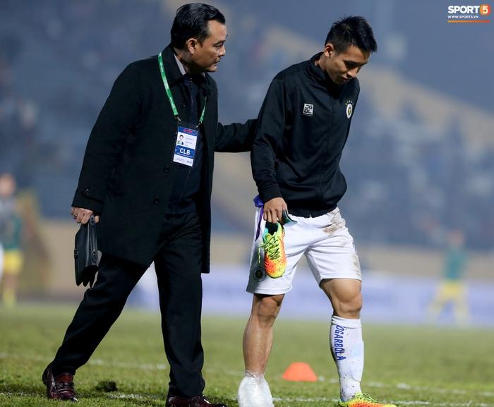 Hà Nội FC khủng hoảng nhân sự, dễ thất bại dù sở hữu hàng công mạnh bậc nhất V.League - Ảnh 1.