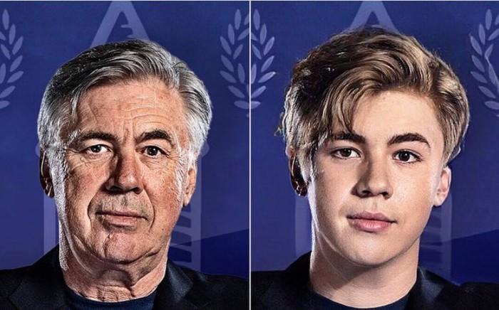 Choáng với diện mạo của các HLV nổi tiếng khi được hô biến về tuổi teen: Người đẹp trai cực phẩm, người gây sốt vì giống hệt Justin Bieber - Ảnh 7.