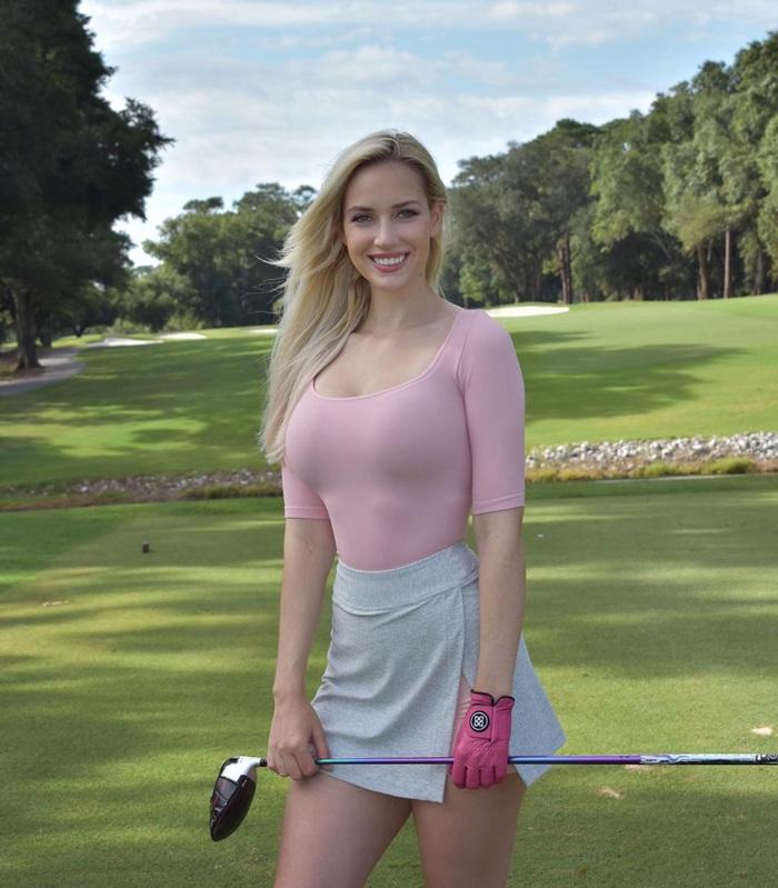 Nữ golf thủ quyến rũ nhất thế giới phẫn nộ vì ngoại hình bị chê đủ kiểu: Xin thưa, đây không phải là xưởng sản xuất thú bông - Ảnh 4.