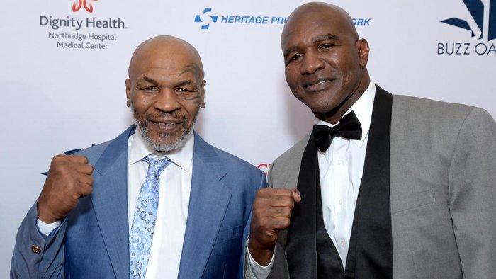 """Mike Tyson khẳng định sẽ tiếp tục thượng đài, cho biết """"sẽ làm tốt hơn ở trận đấu tới"""" - Ảnh 3."""