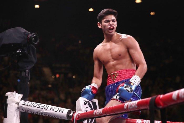 Ryan Garcia muốn nghỉ Boxing ở tuổi 26 để đấu MMA - Ảnh 3.