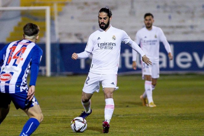 Real Madrid thua sốc đối thủ đến từ giải hạng Tư Tây Ban Nha - Ảnh 2.