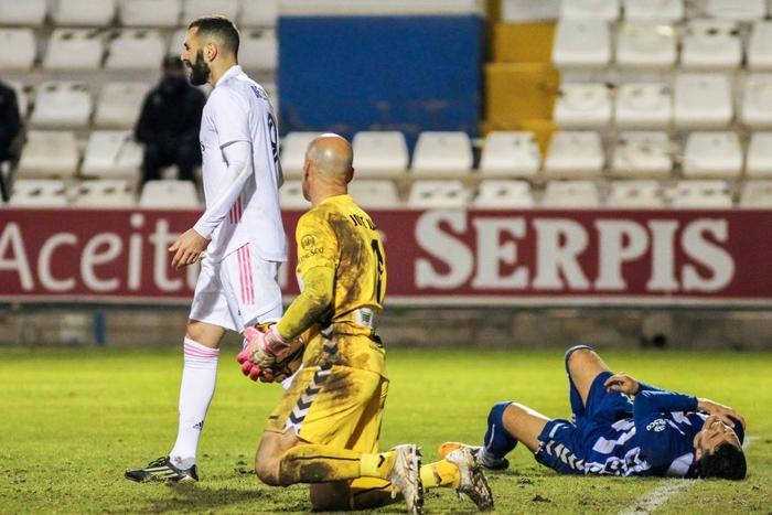 Real Madrid thua sốc đối thủ đến từ giải hạng 4 Tây Ban Nha - ảnh 6