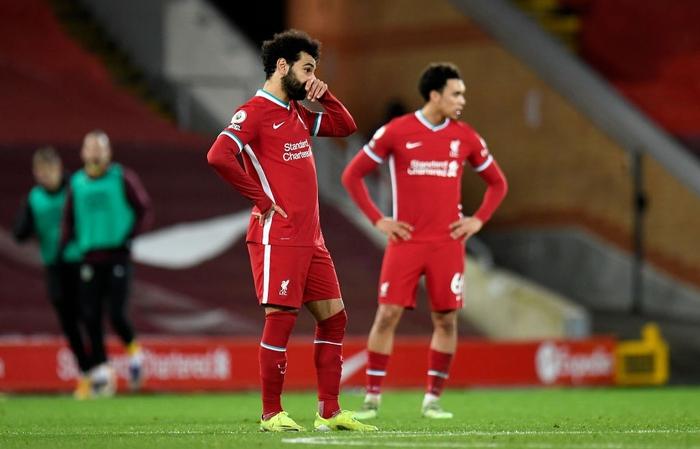 Liverpool thua sốc đối thủ không ngờ tới, chấm dứt kỷ lục bất bại kéo dài gần 4 năm - Ảnh 2.