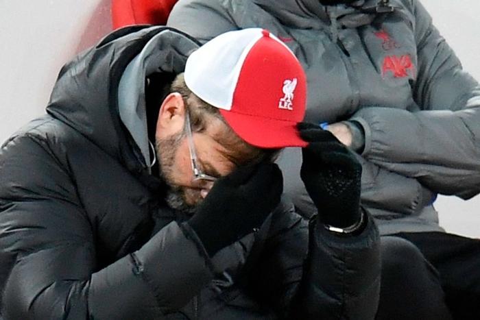 Liverpool thua sốc đối thủ không ngờ tới, chấm dứt kỷ lục bất bại kéo dài gần 4 năm - Ảnh 10.