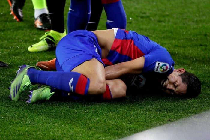 """Đội bóng La Liga """"chơi lớn"""" khi để thủ môn lên sút phạt đền - Ảnh 2."""