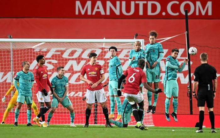 Bruno sút phạt đẳng cấp, Man Utd ngược dòng loại Liverpool khỏi cúp FA - Ảnh 8.