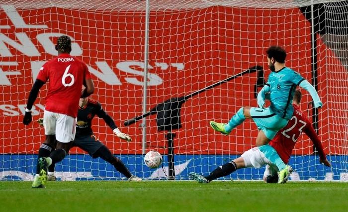 Bruno sút phạt đẳng cấp, Man Utd ngược dòng loại Liverpool khỏi cúp FA - Ảnh 11.