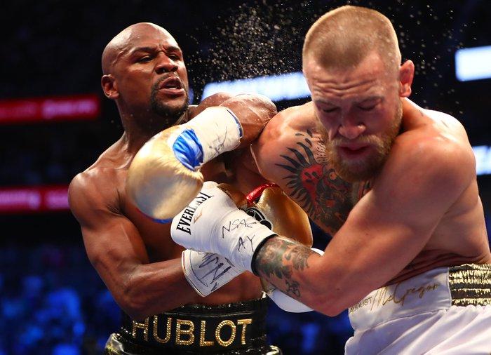 Hướng đi nào cho McGregor sau thất bại trước Poirier tại UFC 257? - Ảnh 3.