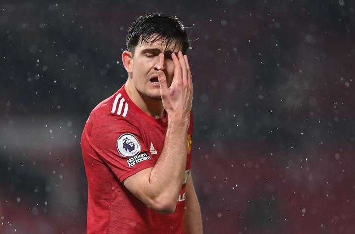 Man Utd thua sốc đội bét bảng, quăng đi cơ hội đòi lại ngôi đầu Ngoại hạng Anh - Ảnh 1.