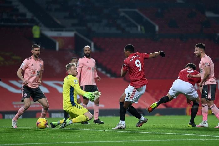 Man Utd thua sốc đội bét bảng, quăng đi cơ hội đòi lại ngôi đầu Ngoại hạng Anh - Ảnh 5.